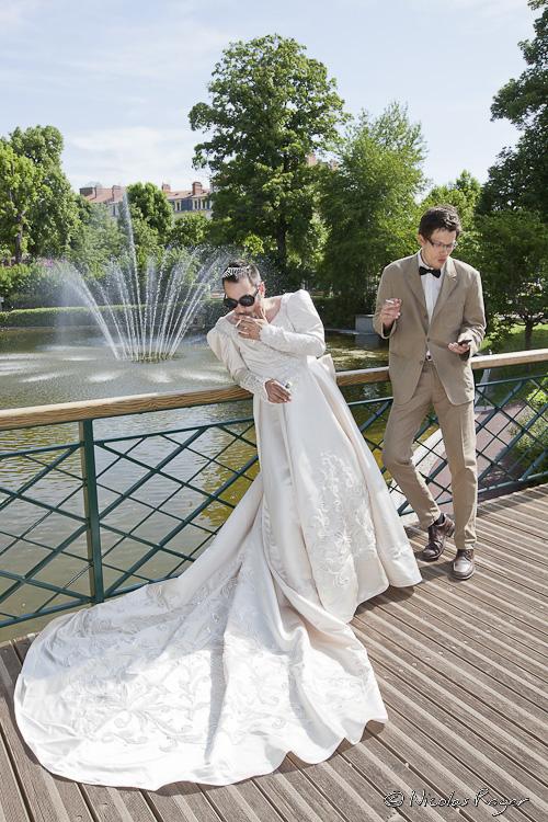 Un Mariage Decale