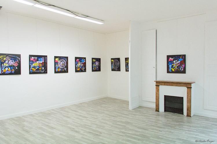 Exposition de Nicolas Roger