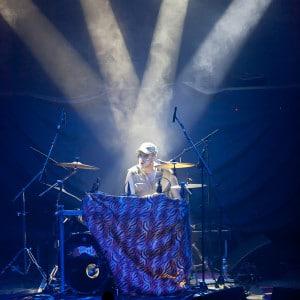 Turbo Tigers en concert