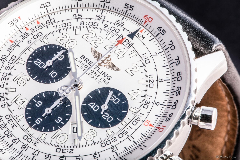 Photographie de montre de luxe d'occasion