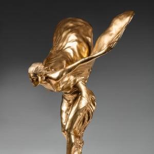Bronze Sykes pour Rolls Royce
