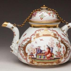 Service en porcelaine de Meissen