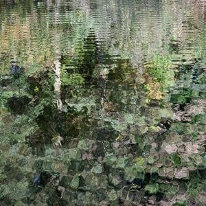 """""""Réflexions sur l'eau"""" Eau 2 Nicolas Roger"""