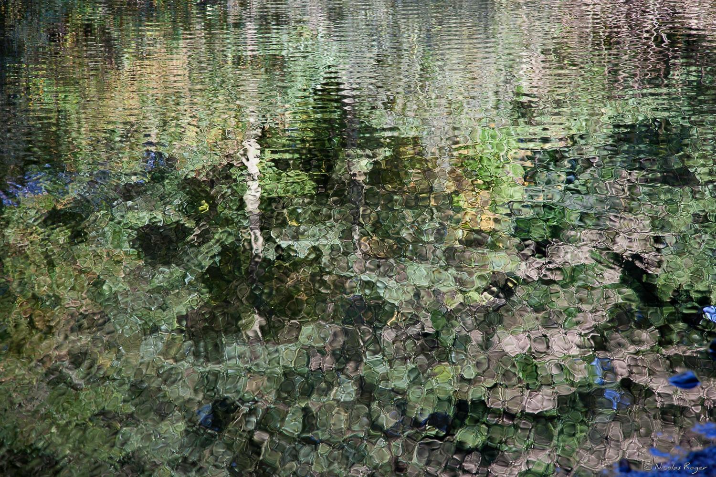 «Réflexions sur l'eau» Eau 2 Nicolas Roger