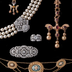 Photographe de bijoux pour les commissaires priseurs