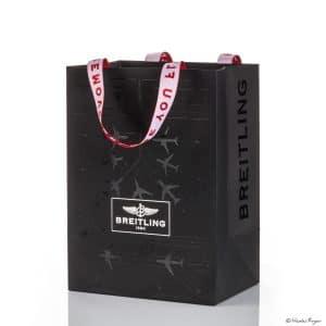 Photographie packshot d'un sac d'emballage