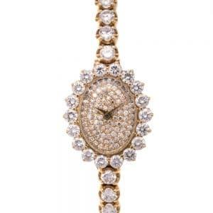 Photographie packshot de bijoux d'horlogerie