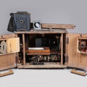 Photographie d'objets d'art pour les ventes aux enchères
