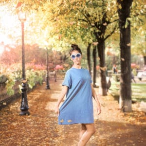 Photographie de mode dans le Puy-de-Dôme