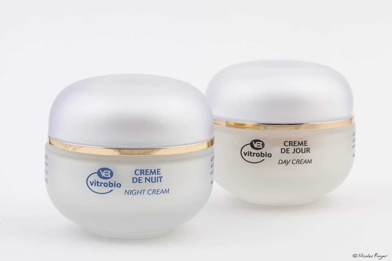 Crème de jour et crème de nuit