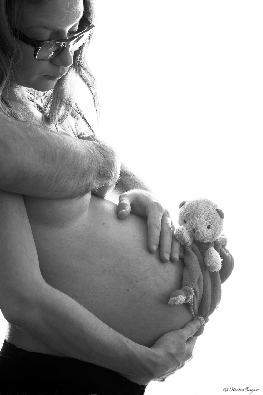 La grossesse en photographie