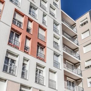 Photographie de façade d'architecture