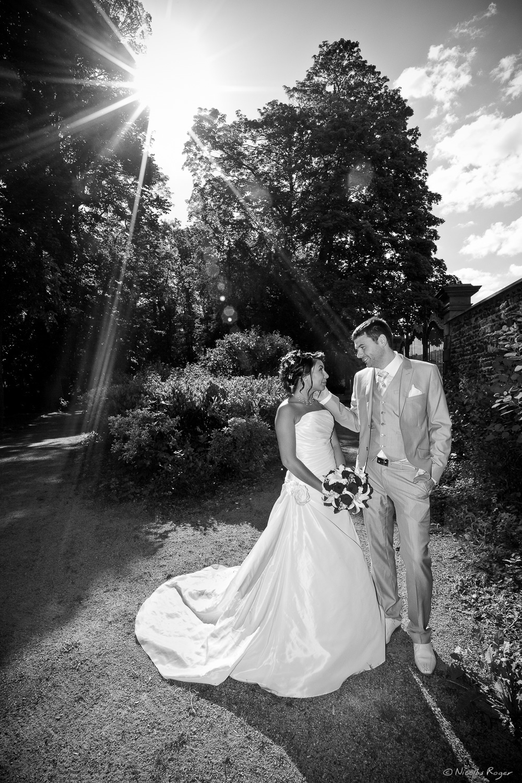 Photographie de mariage à Chamalières