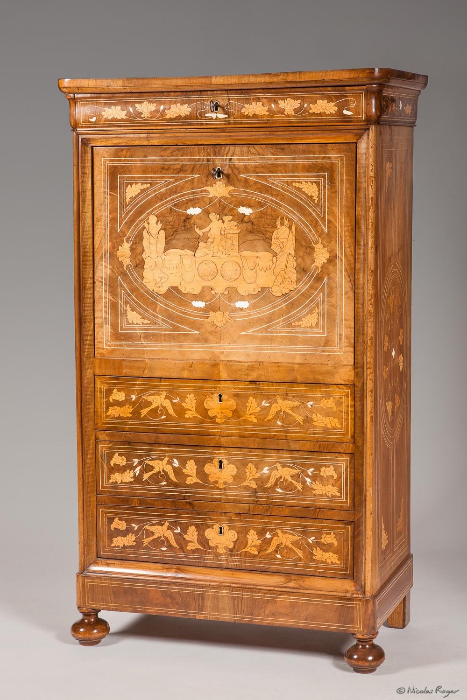 Portraitiste d 39 objets d 39 art for Un secretaire meuble