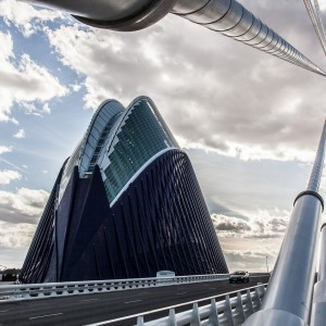 Photographie d'architecture à Valencia