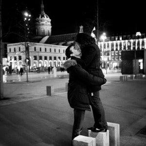 Photographie de couple à Clermont-Ferrand