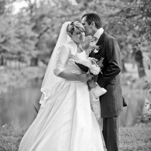 Photographies de couple des mariés