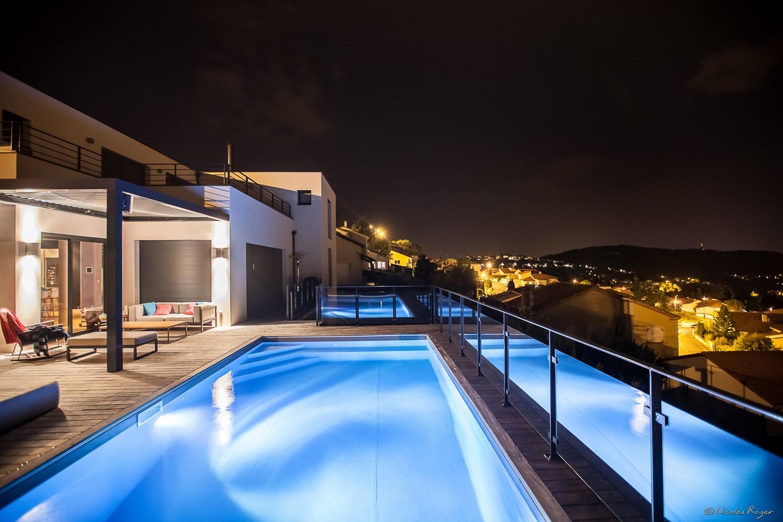 Photographie d'architecture de nuit : une photographie esthétique et technique