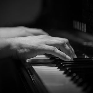 Photographie de pianiste