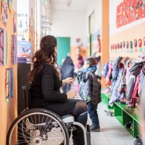 Reportage social autour du handicap dans l'éducation nationale