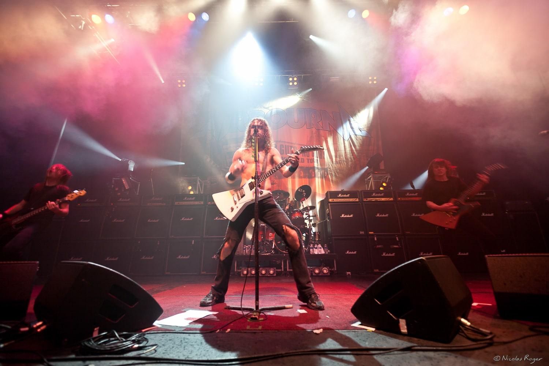 Photographie de concert à Clermont-ferrand