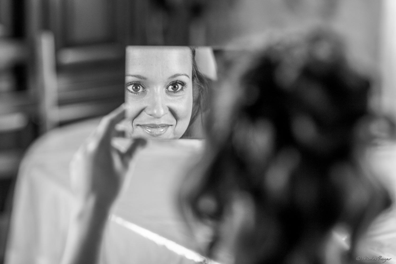 Photographie du maquillage de la future-mariée – 63000
