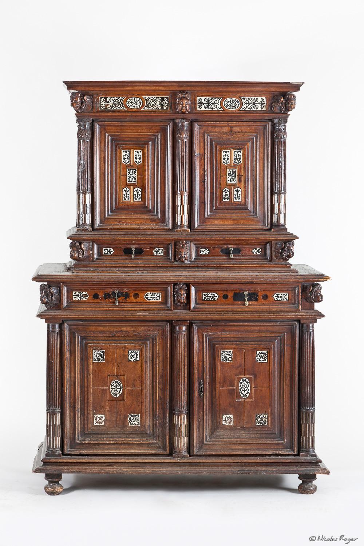 Photographie de mobilier ancien