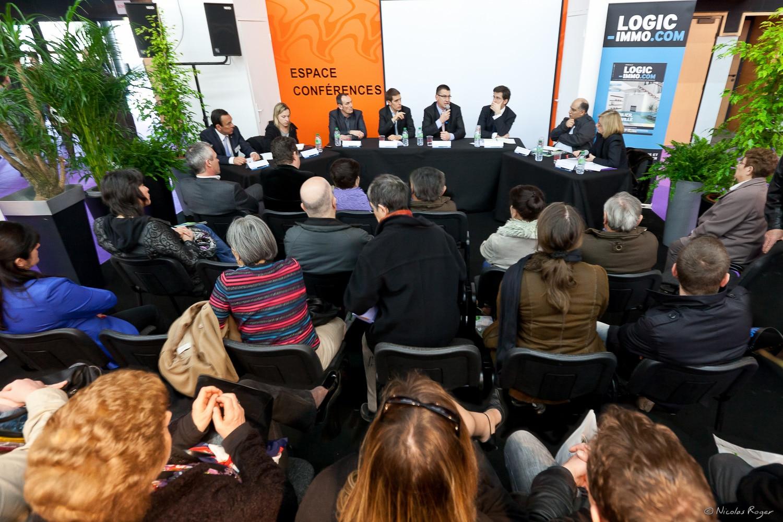 Photographie de conférence