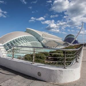 Photographie d'architecture en Espagne.