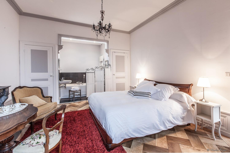 Photographie de chambre d'hôte à Lezoux