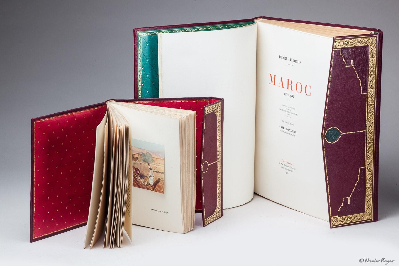 Photographies de livres anciens
