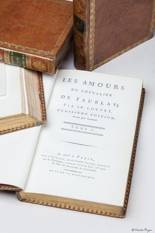 Photographie de composition d'une série de livres