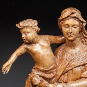 Photographie de statuaire