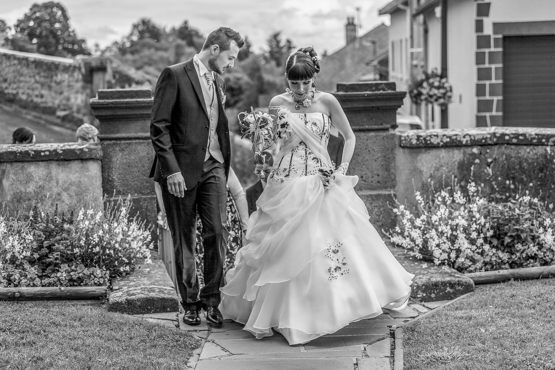 Mariés – Photos en extérieur