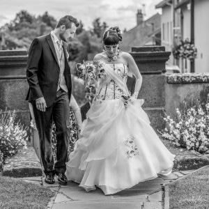 Mariés - Photos en extérieur