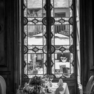 La salle du repas, un beau lieu
