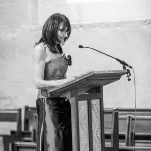 Cérémonie à l'église - Lecture